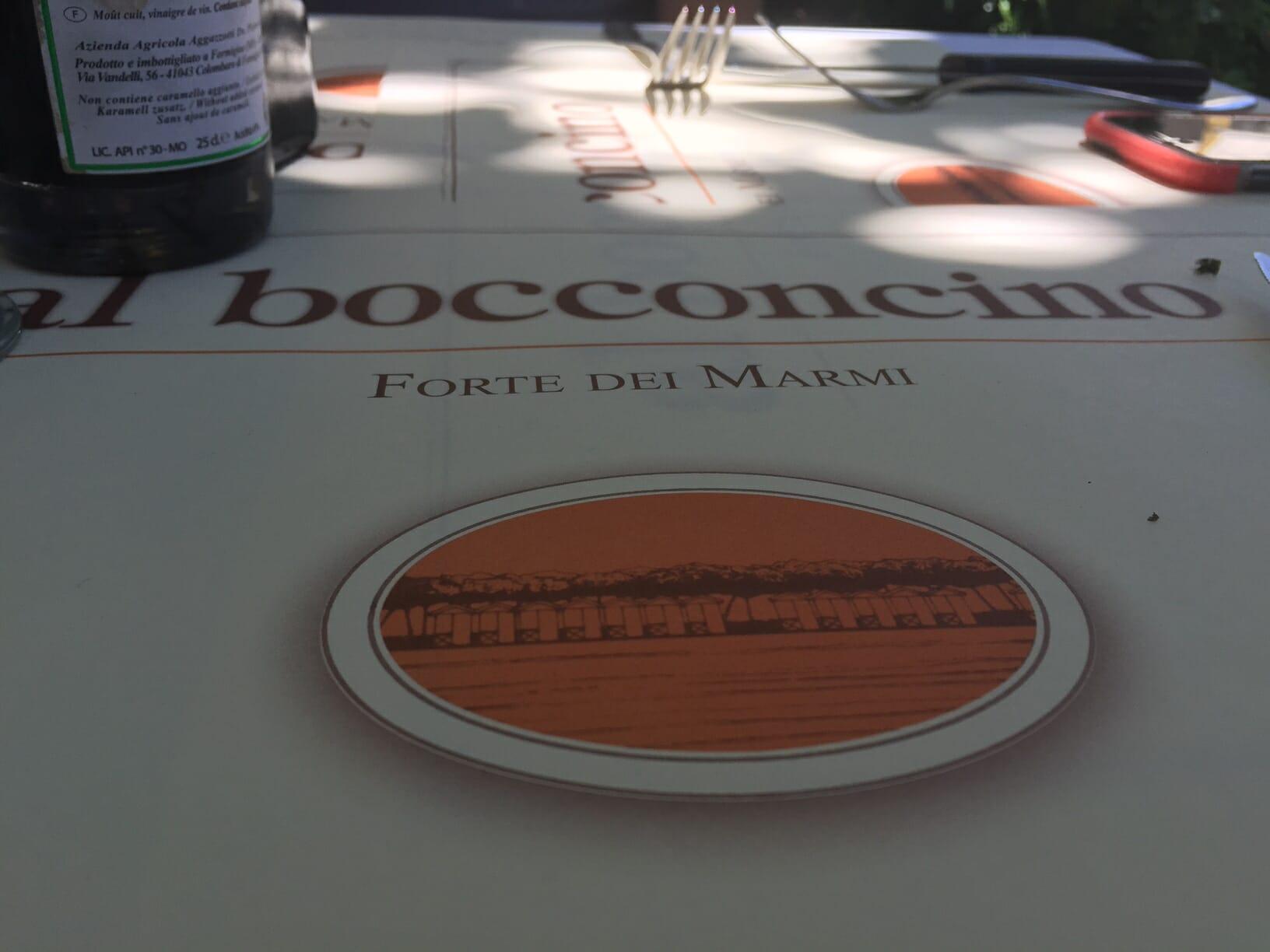 Ресторан Боккончино/Al Bocconcino