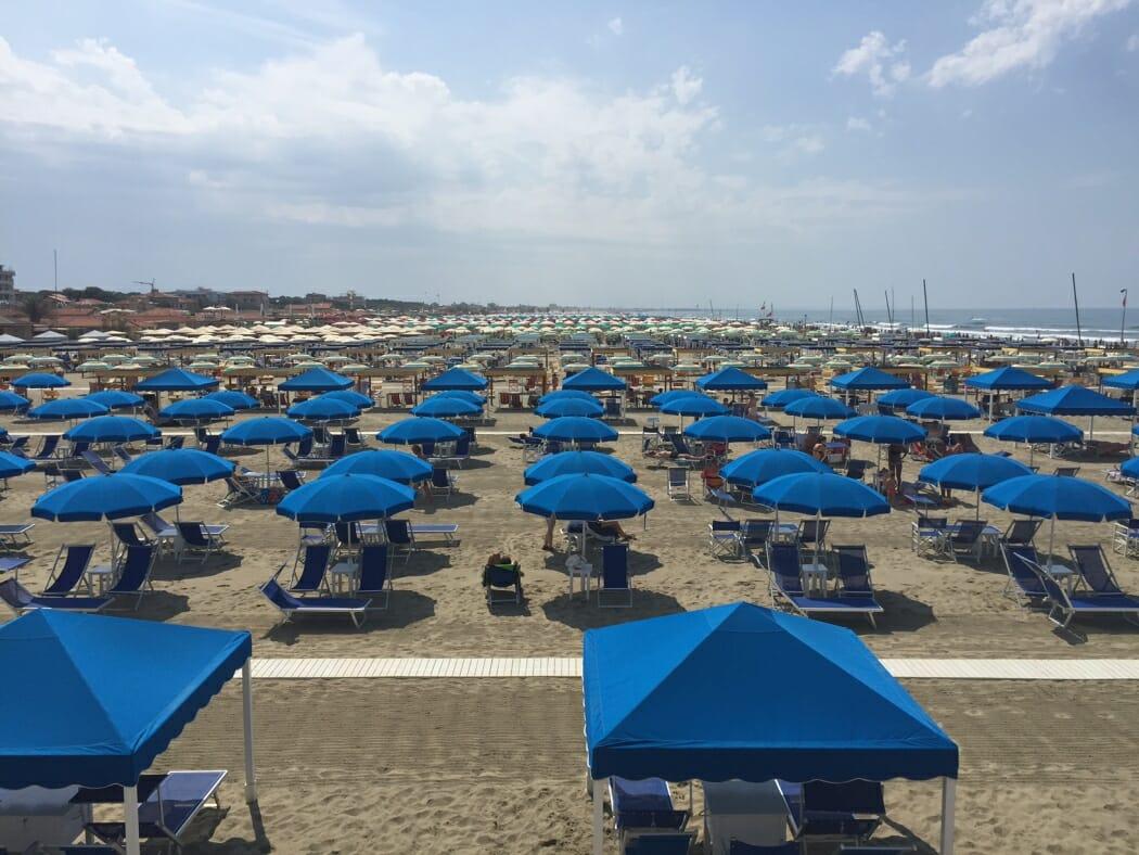 Пляжи в Форте