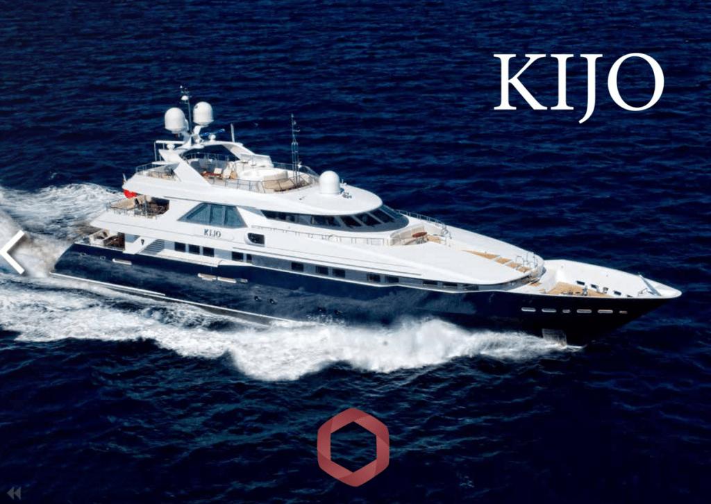 Мега-яхта Kijo