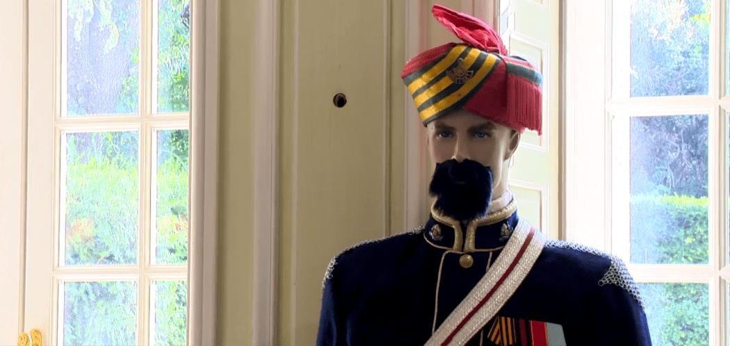 Выставка костюмов в Сен-Жан-Кап-Ферра