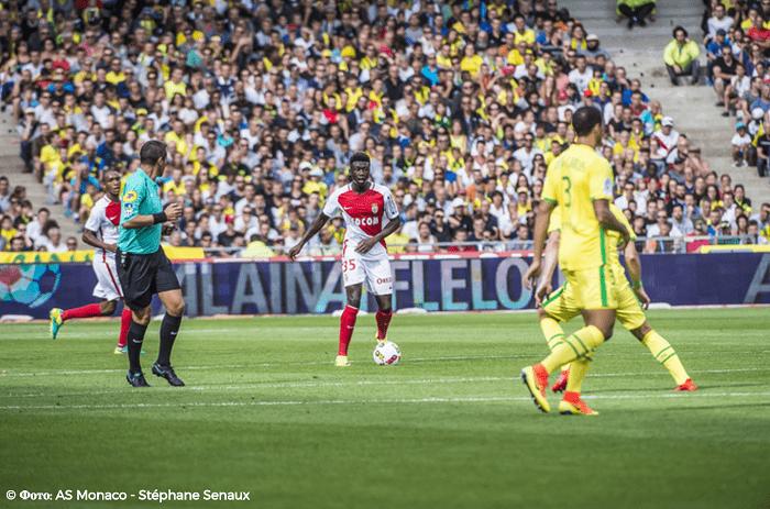 Матч AS Monaco и ФК Нант