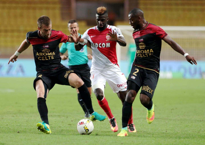 AS Monaco участвует в Лиге 1