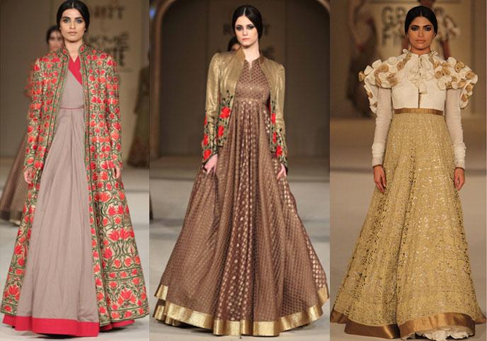 Неделя моды в Индии
