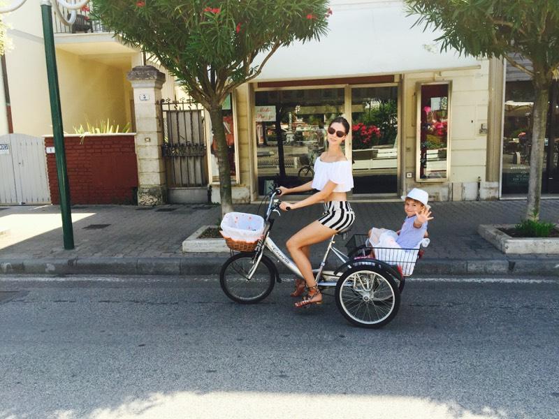 Велосипеды в Форте-дей-Марми