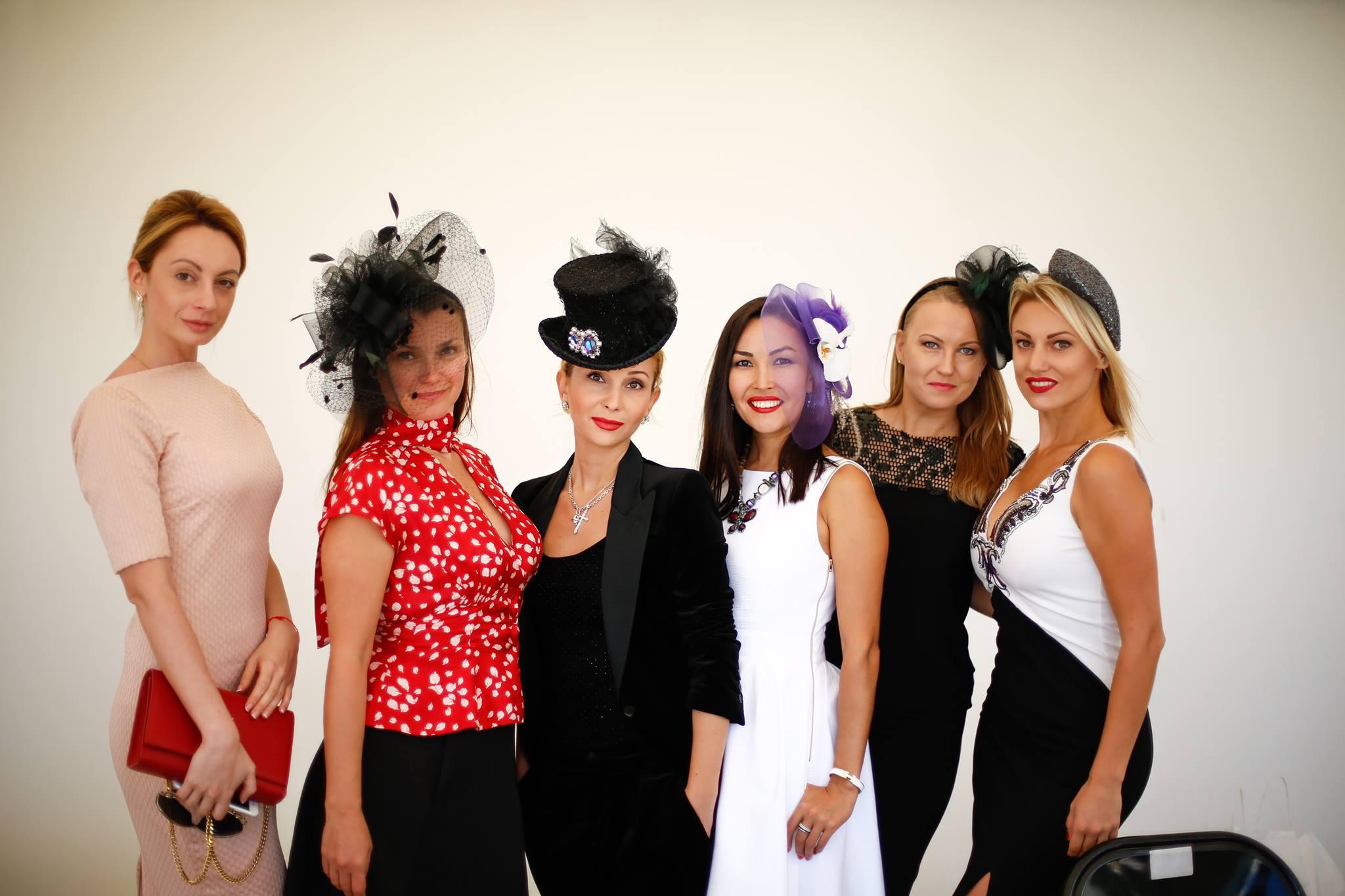 Конкурс женских шляпок