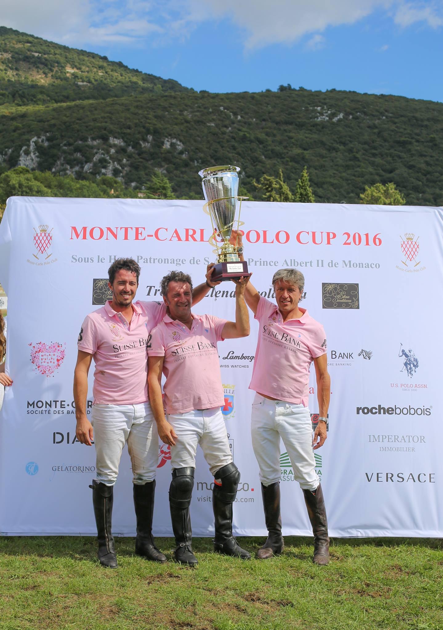 Серебро получила команда Suisse Bank