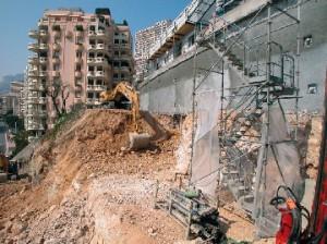 Стройка в Монако