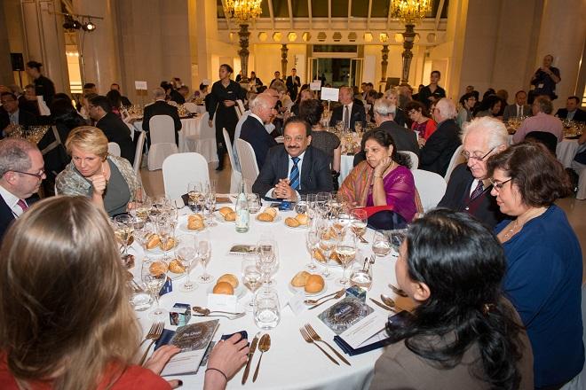 Гала-вечер «Союза по борьбе c туберкулезом и легочными заболеваниями»