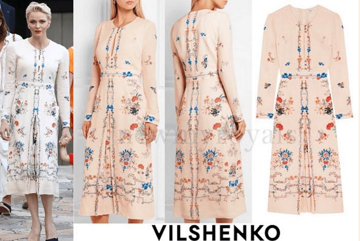 Платье от Vilshenko