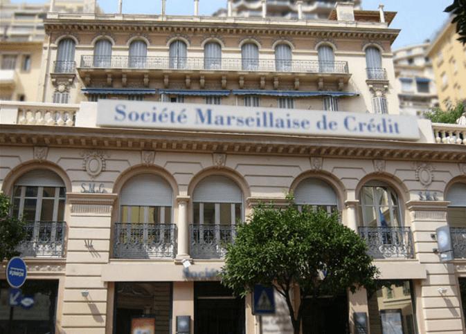 Банк Société Marseillaise de Crédit