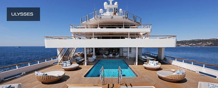 «Ulysses» на Monaco Yacht Show