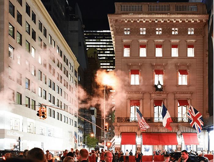 Бутик Cartier на Пятой Авеню