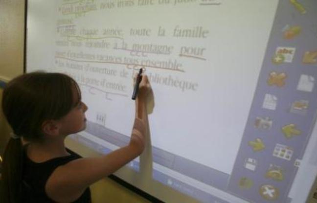 Интерактивное оборудование в школе