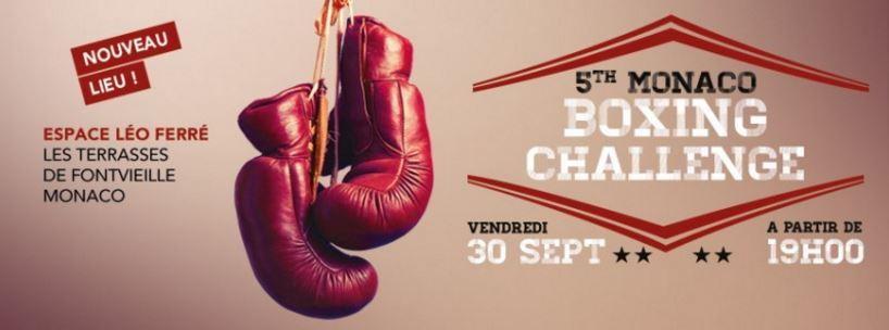 5-й Турнир по боксу «Monaco Boxing Challenge»