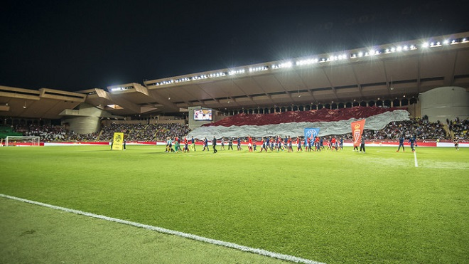 Футбол на стадиона