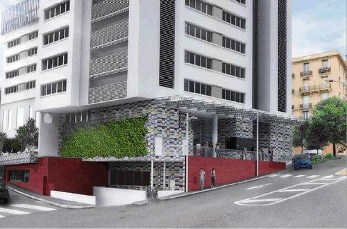 Проект новой территории FANB