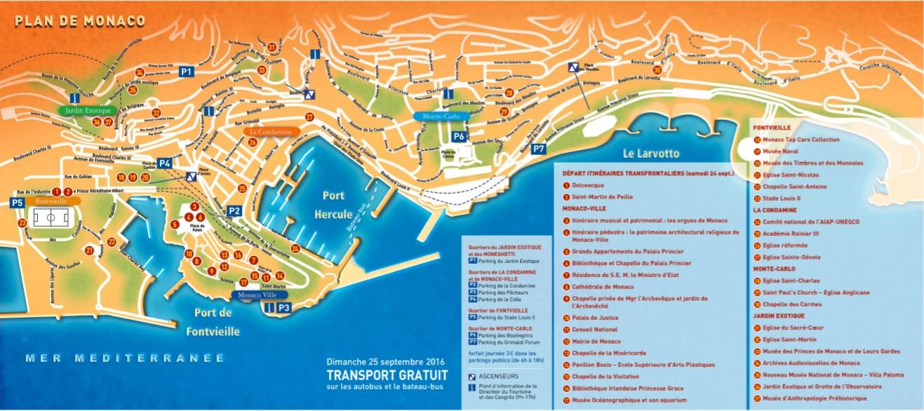 План Дня Европейского наследия-2016
