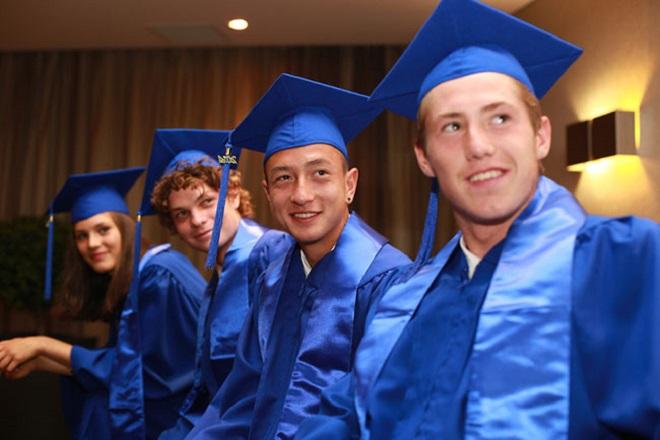 Студенты Теннисной Академии Патрика Муратоглу
