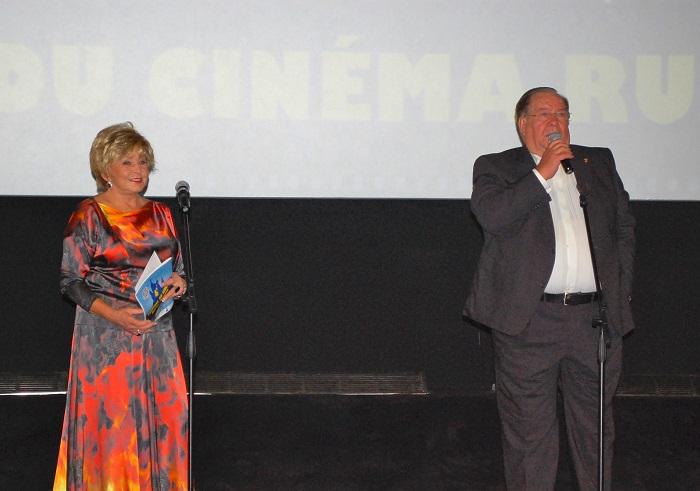 Ангелина Вовк и Николай Бородачев