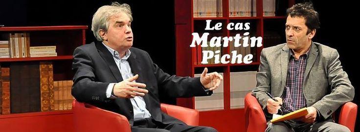 «Странный случай Мартена Пиша» (Le cas Martin Piche) в Театре Муз