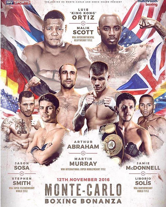 Monte-Carlo Boxing Tournament