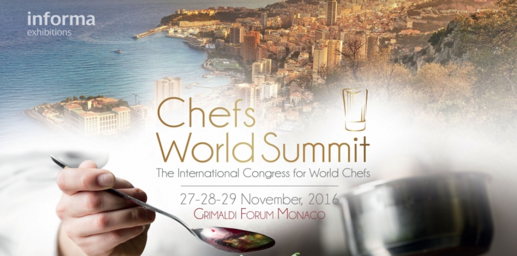 Международный гастрономический саммит в Форуме Гримальди