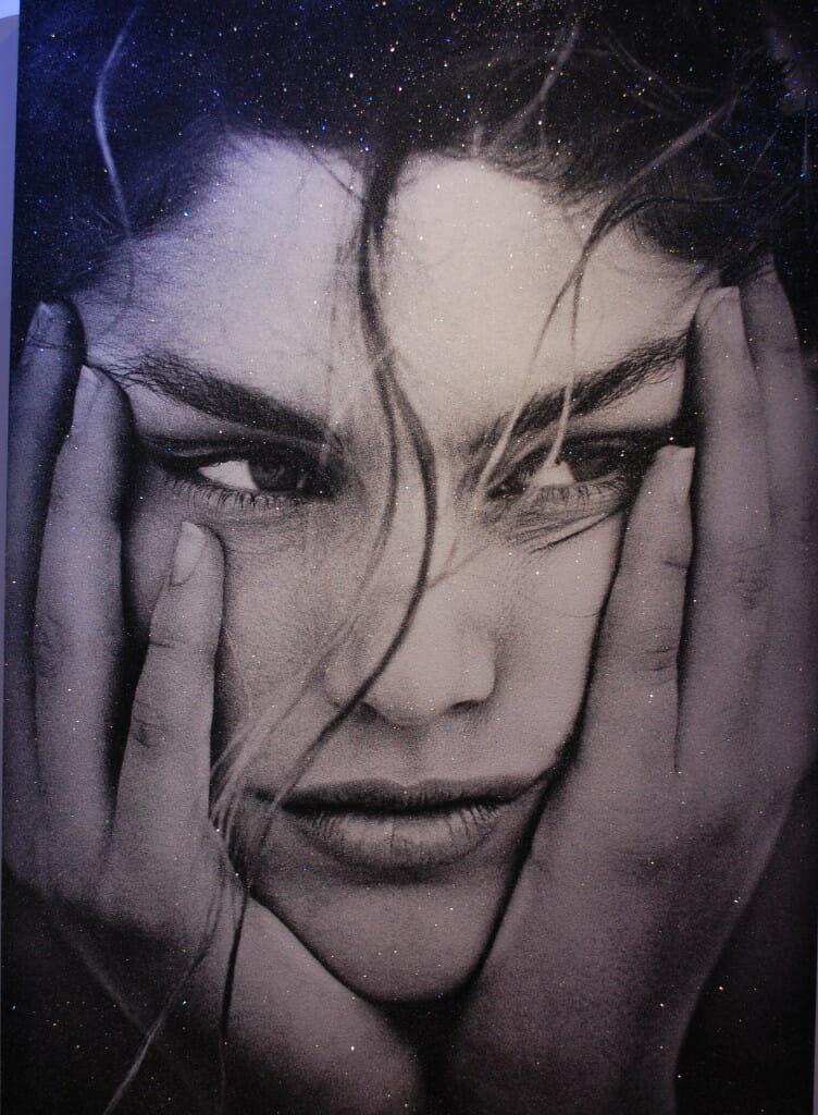Синди Кроуфорд на фото Марко Главиано