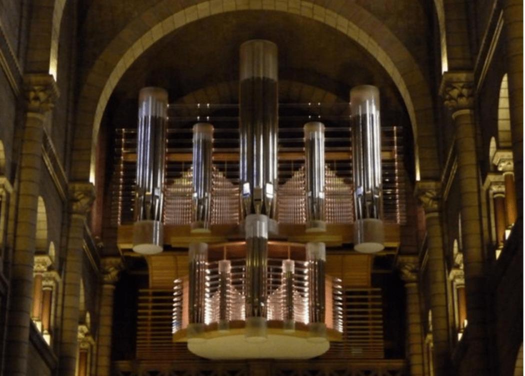 2-й Международный фестиваль органной музыки
