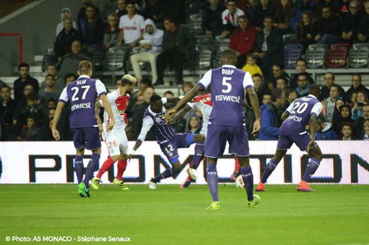 Match As Monaco - Toulouse