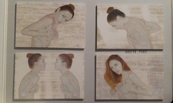Картины Насти Миро (Nastya Miro)