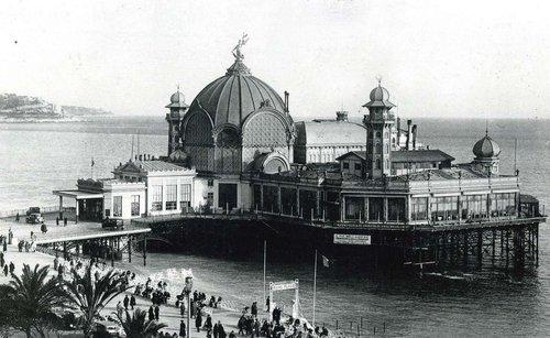Casino Jetée-Promenade в Ницце