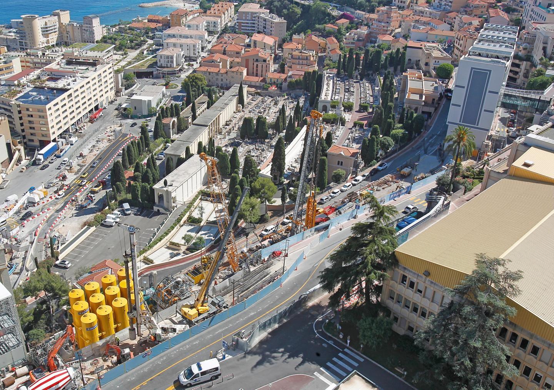 Строительство в Монако