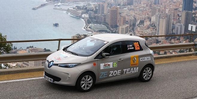 e-Rallye Monte-Carlo