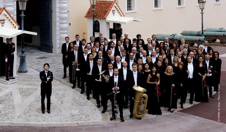 Филармонический оркестр Монте-Карло