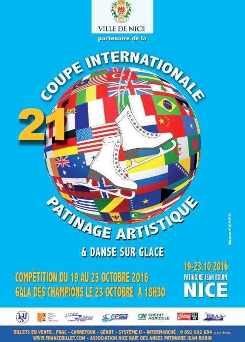 Международный Кубок Ниццы по фигурному катанию