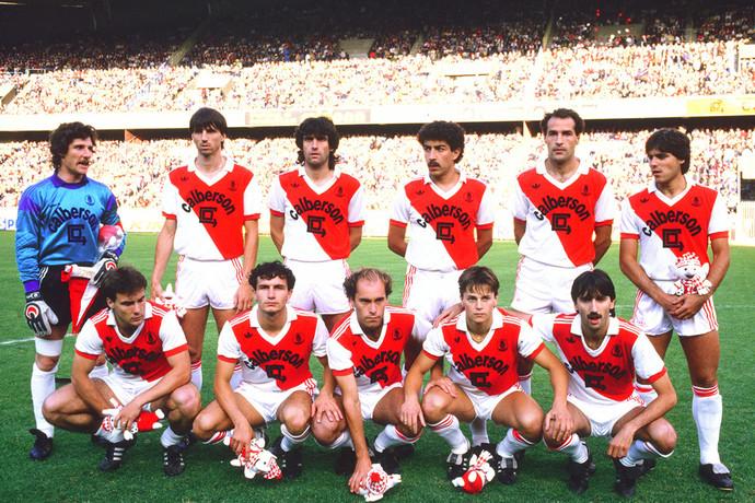 Легендарная футболка клуба Монако