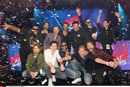 Победители NRJ DJ Awards