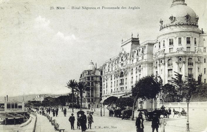 Английская набережная в Ницце