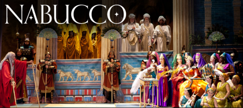 Опера Набукко в Монте-Карло