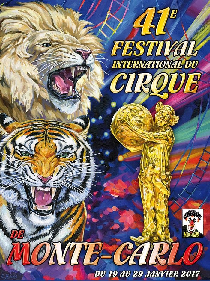 41-й Международный Цирковой фестиваль Монте-Карло