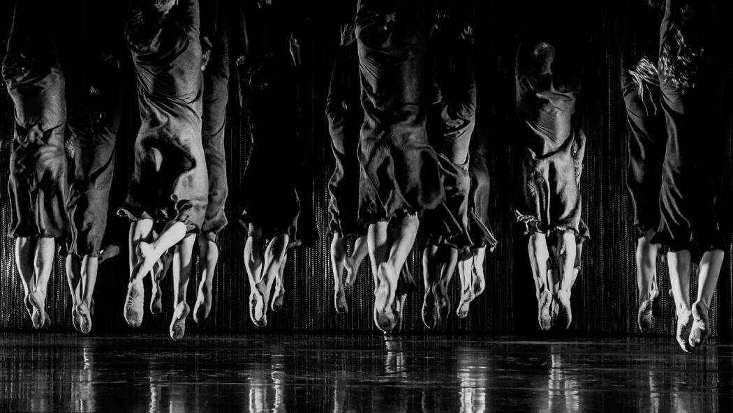 «Экстремализм» в исполнении Государственного балета Марселя