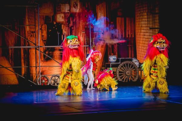 Национальный цирк из Гонконга
