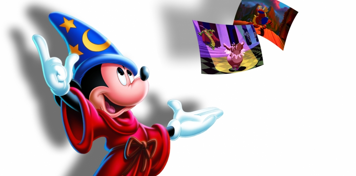 """Fantasia"" by the Disney Studios"