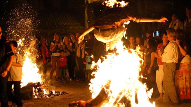 Новый год в Эквадоре