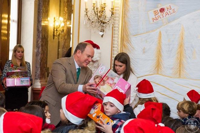 Рождество в Фонде Красного креста