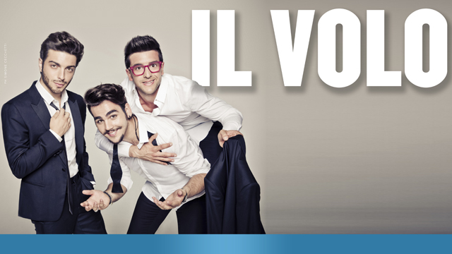Новогодний концерт Il Volo в Спортинге Монте-Карло