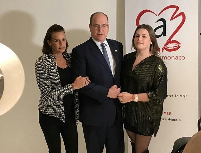 Гала-вечер Фонда Принцессы Стефании против СПИДа