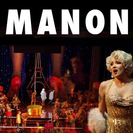 """""""Манон"""" в Опере Гарнье"""