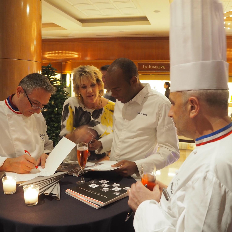 Презентация книги о кухне Монако
