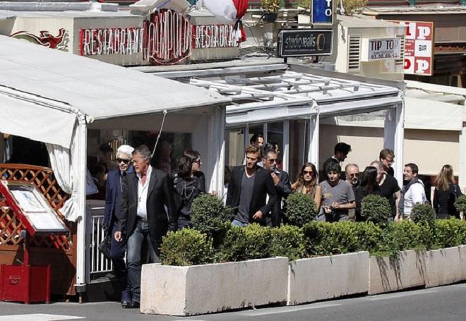 Ресторан Rampoldi - культовое место Монако